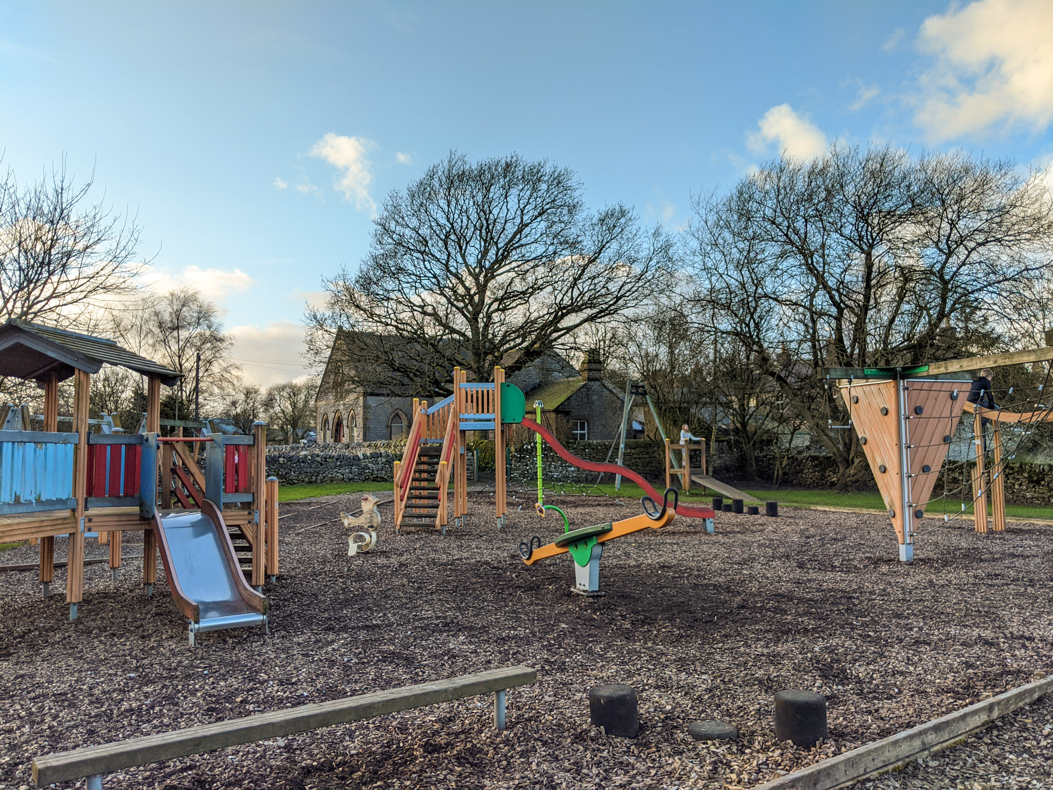 Best kid friendly cafes and pubs with playgrounds in the Peak District