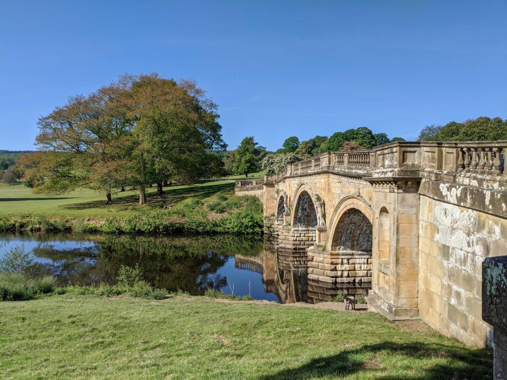 Paine's Bridge at Chatsworth