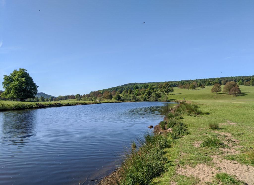 River Derwent, Chatworth