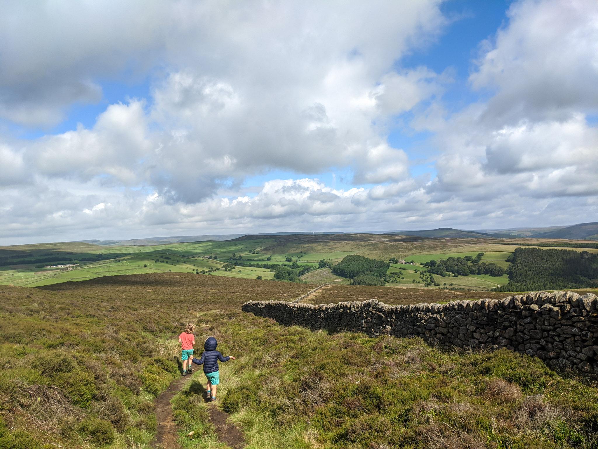 The BEST quiet walks in the Peak District