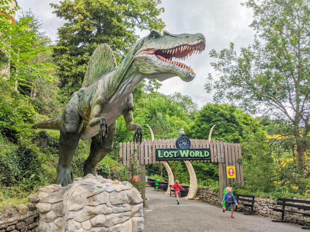 Gulliver's T-Rex Treks REVIEW   Peak District Kids