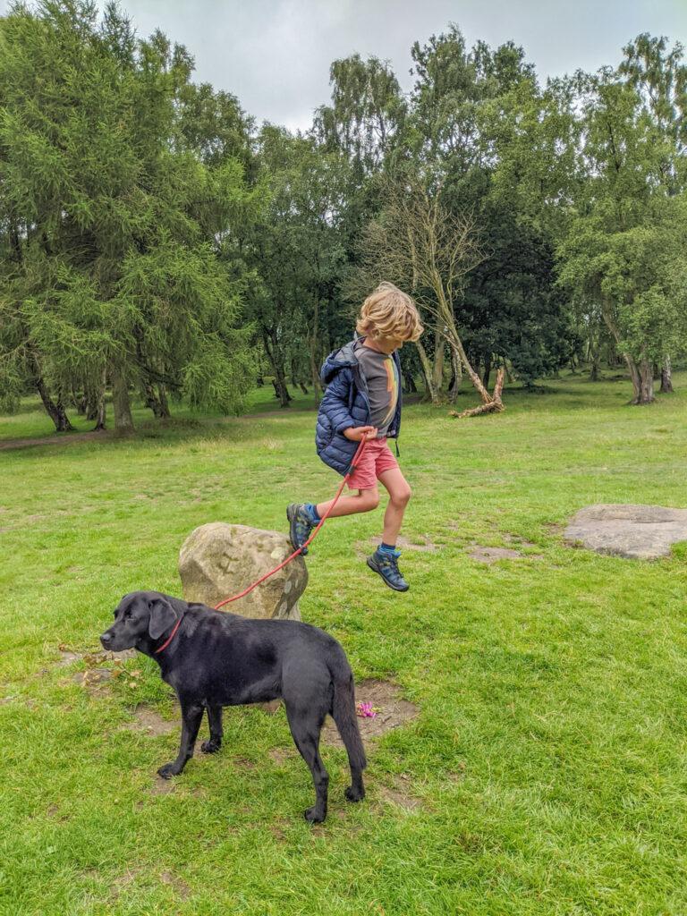 Stanton Moor walk