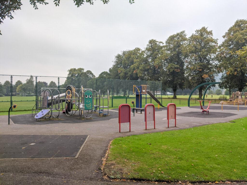 Bakewell playground