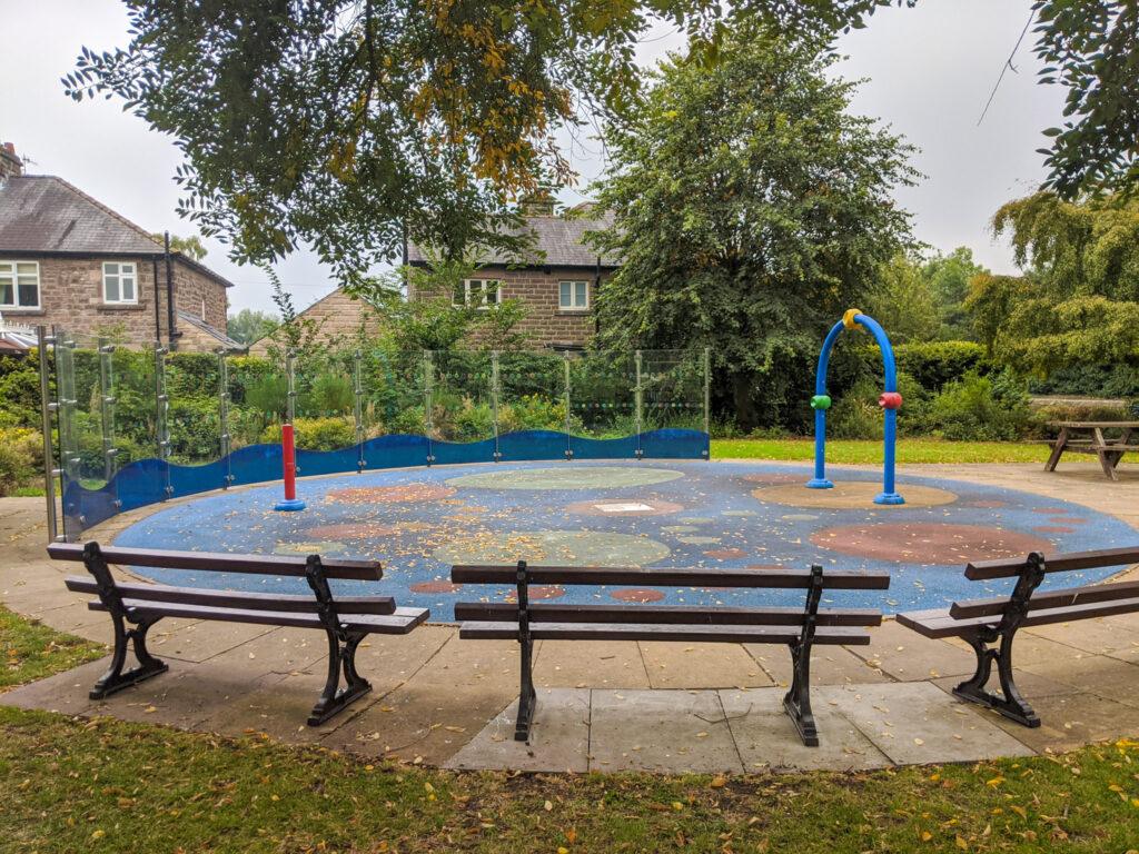 Bakewell splashpark