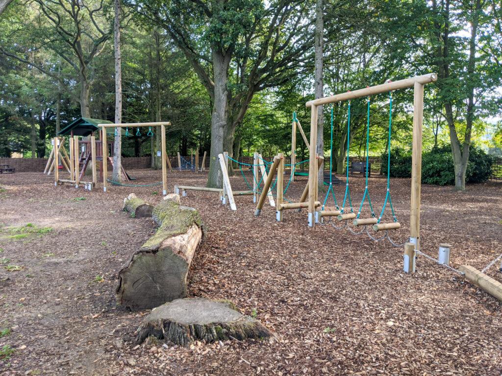 Baslow playground