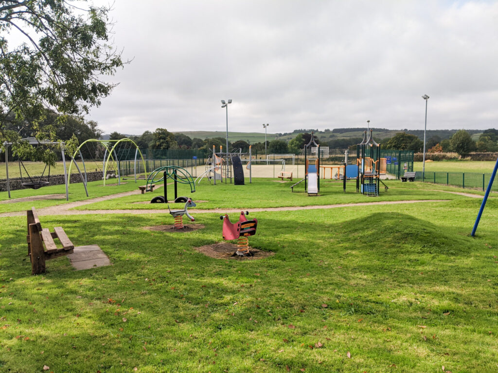 Eyam playground