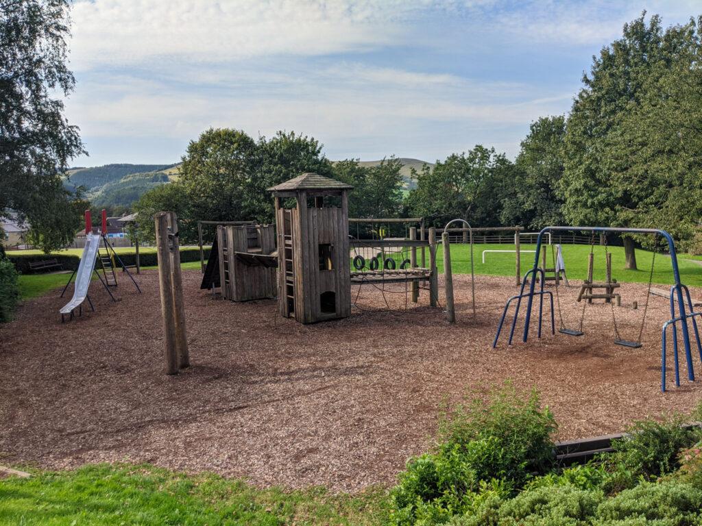 Hathersage playground