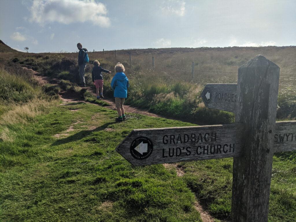 Lud's Church walk