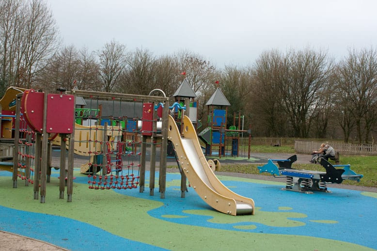 Tittesworth playground