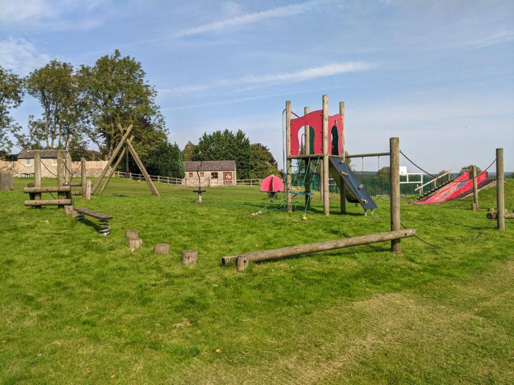 Youlgreave playground