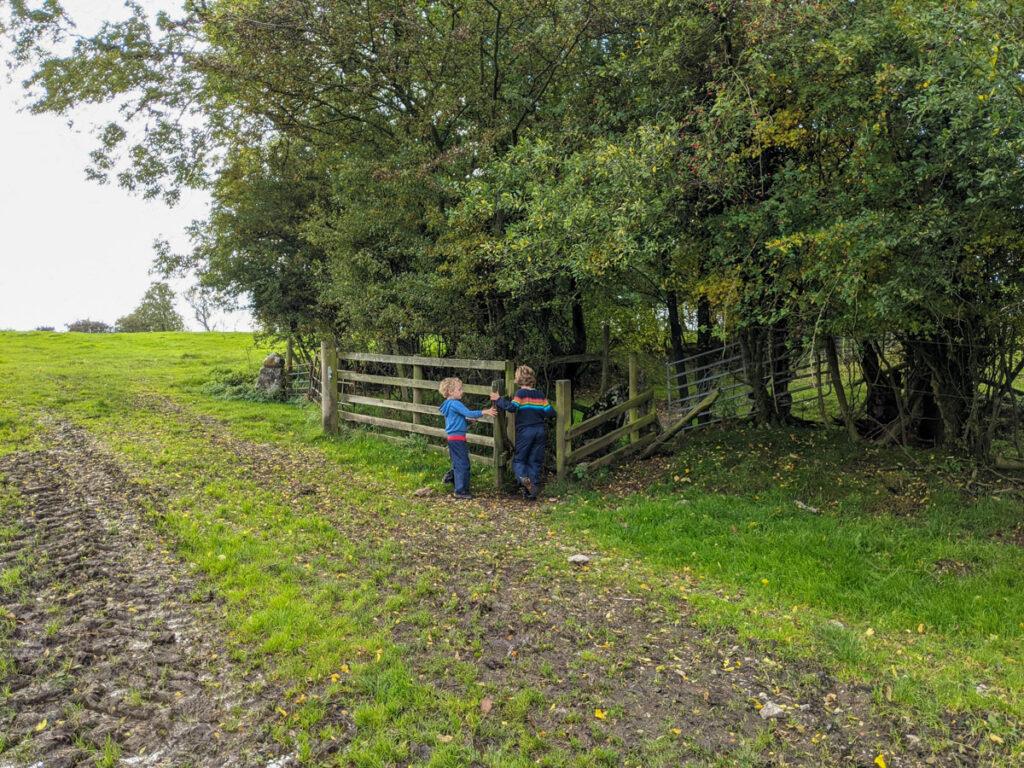 Parwich to Tissington walk