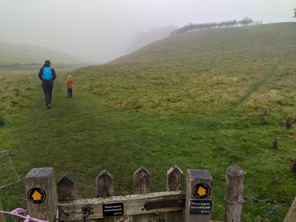 Ashford-in-the Water walk to Monsal Head