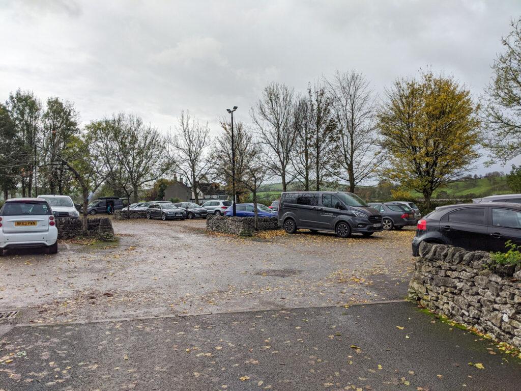 Hartington car park