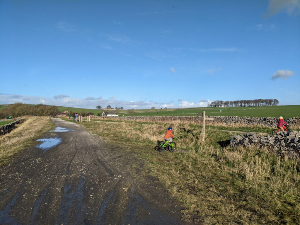 Connecting the Tissington and High Peak Trails
