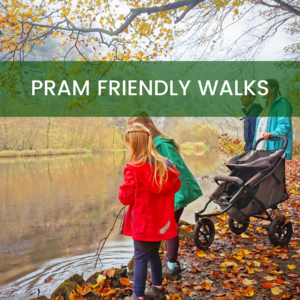Pram friendly walks link