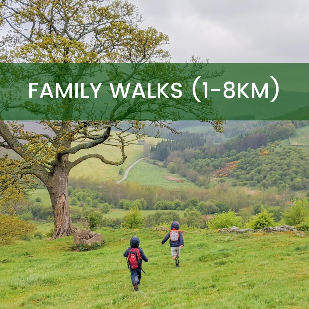 short family walks link