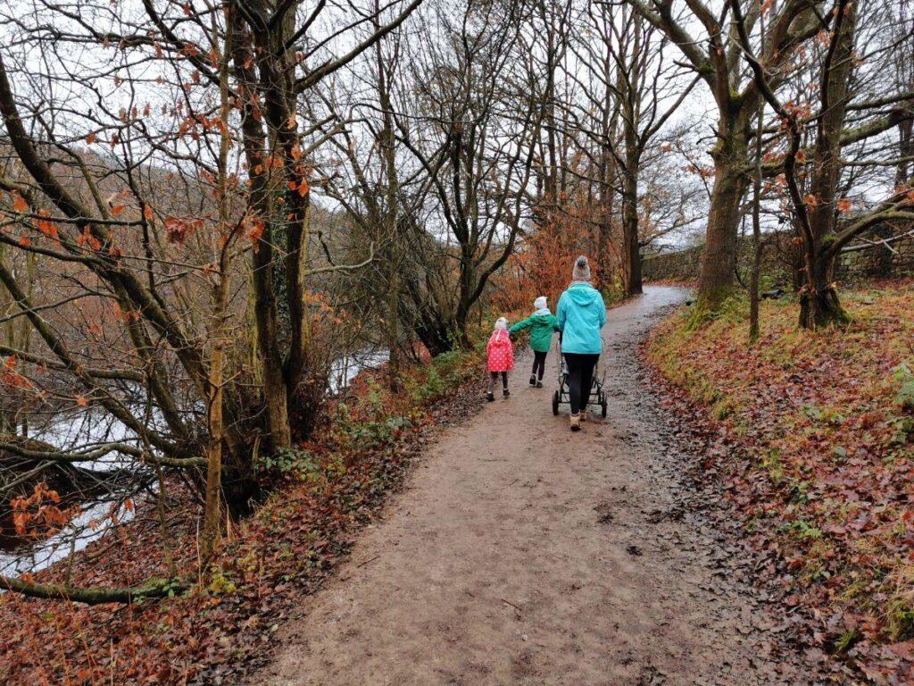 Damflask Reservoir walk