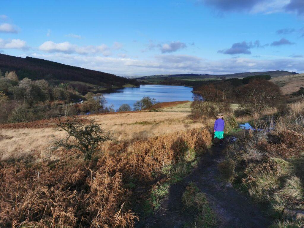 Errwood Reservoir walk