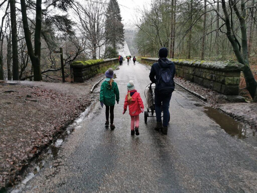 Ladybower Reservoir walk
