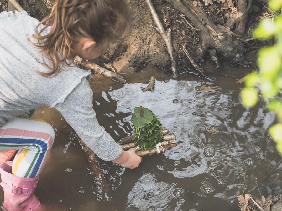 nature raft