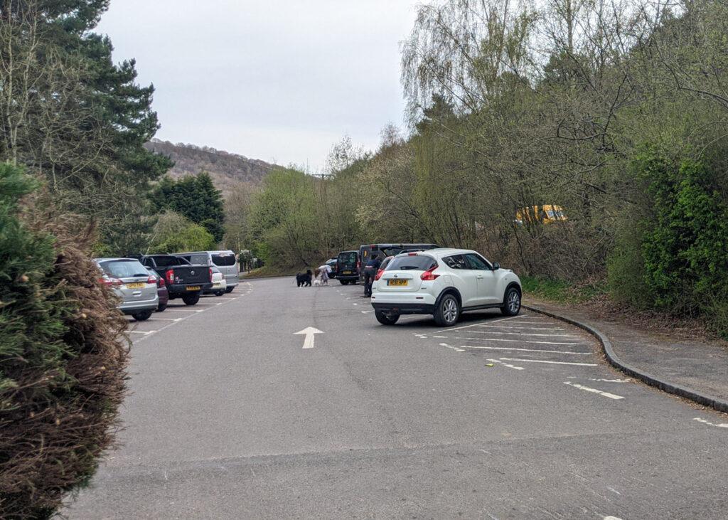 Heatherdene car park