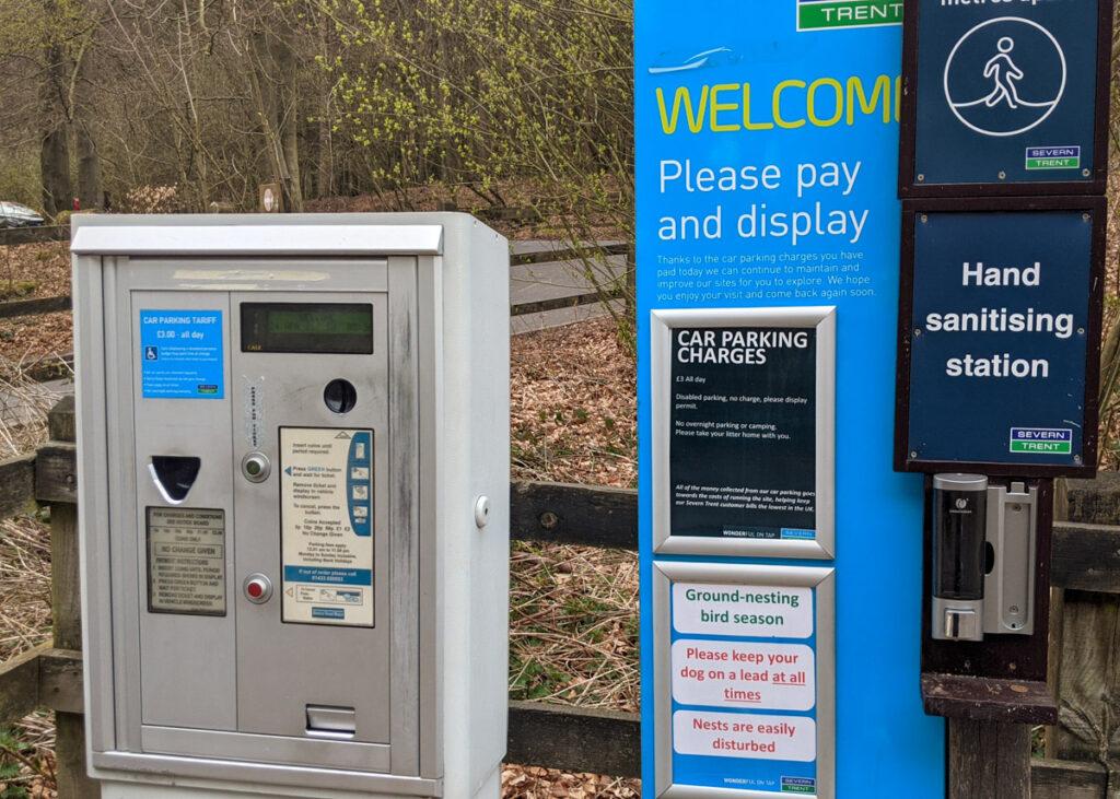 Heatherdene parking meter