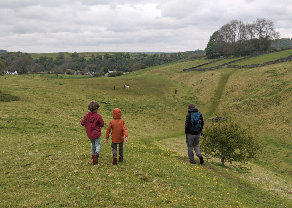 Bakwell to Asford in the Water walk