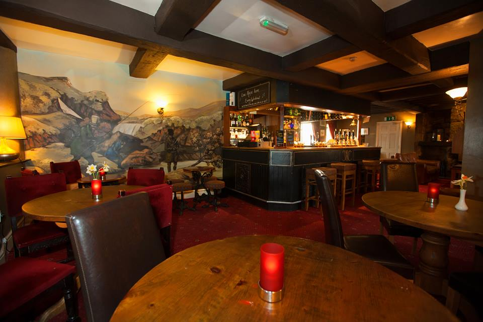 Charles Cotton pub, Hartington