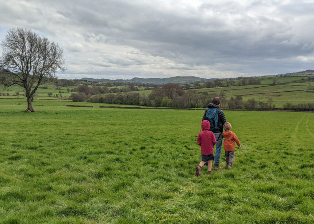 Longnor walk
