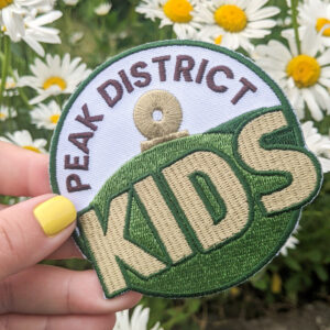 Peak District Kids patch