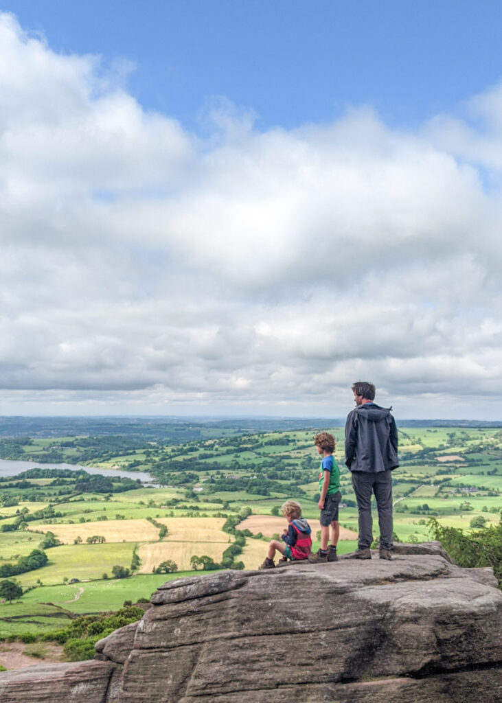 The Roaches view