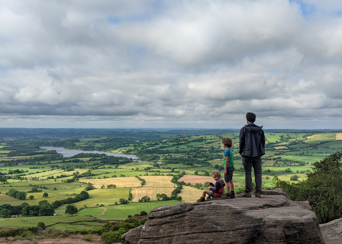 The Peak District's BEST views and the walks to get there