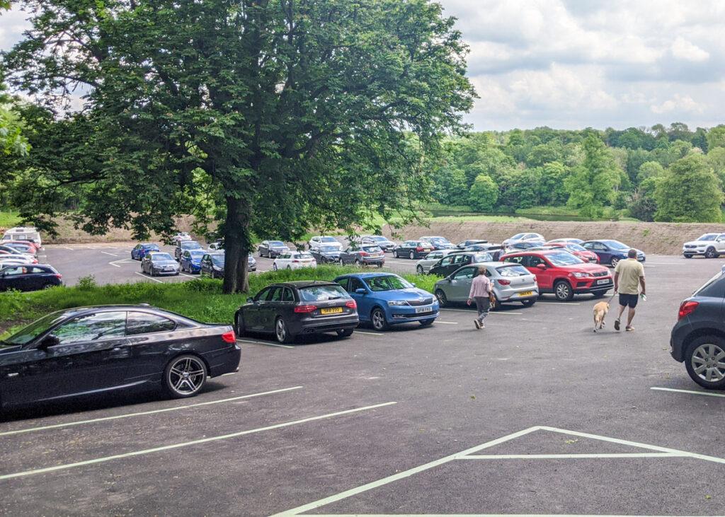 Thornbridge Gardens car park