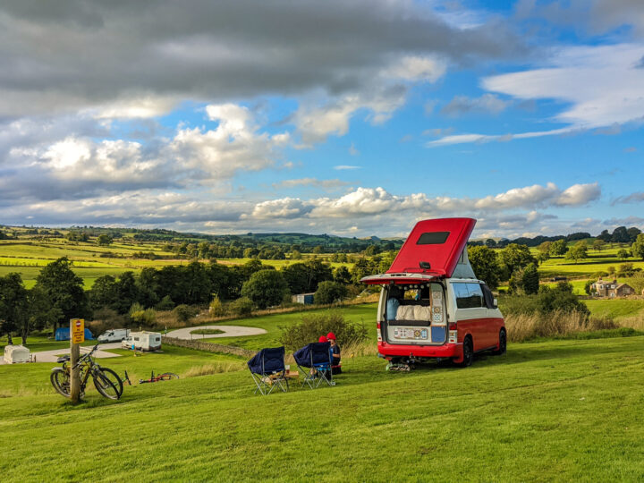 The 11 BEST family campsites in the Peak District