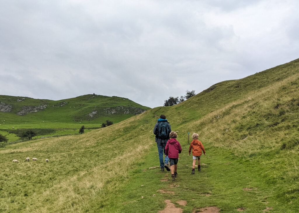 Thorpe Cloud walk