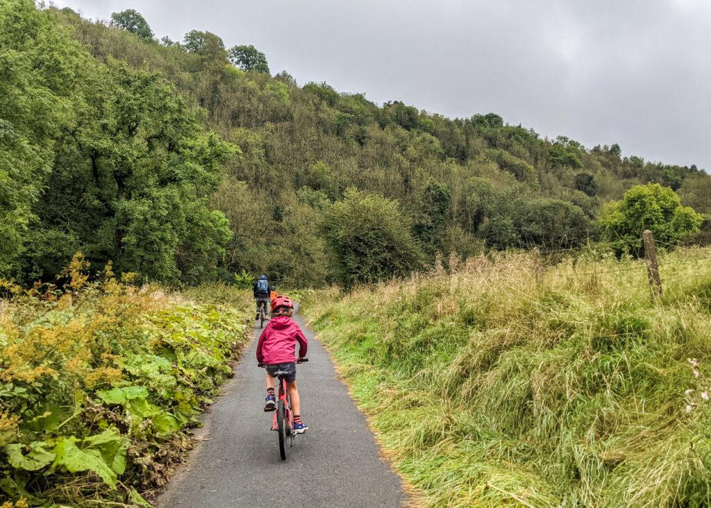 cycling the Manifold Way