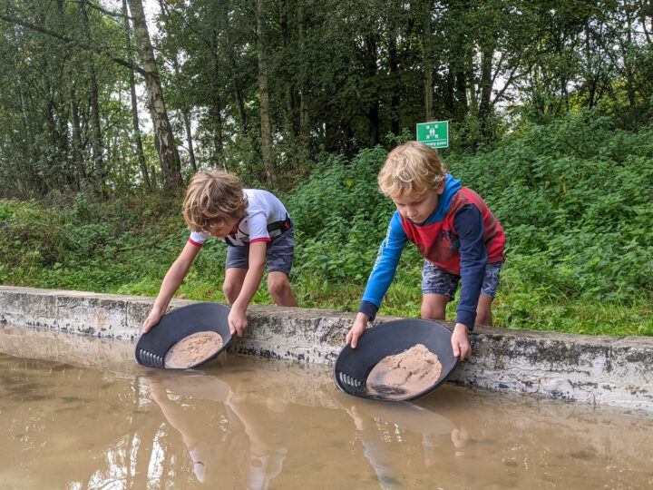 National Stone Centre: the perfect day out for little geologists