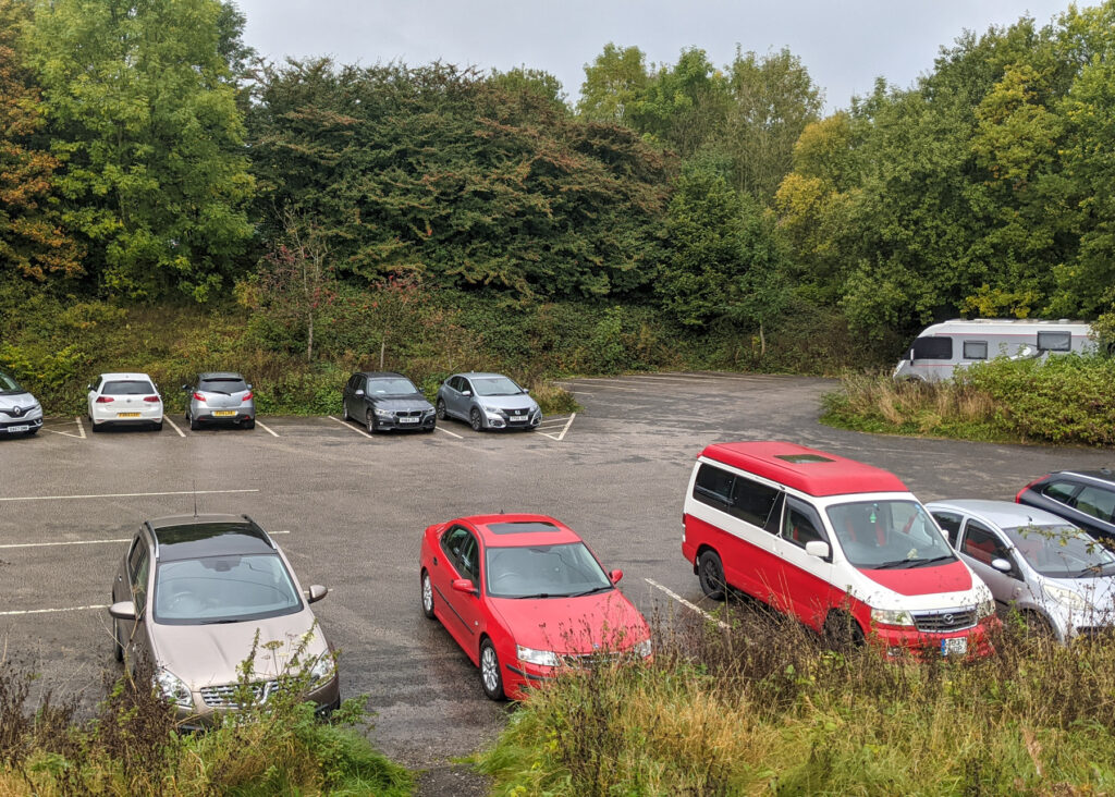 National Stone Centre paid parking